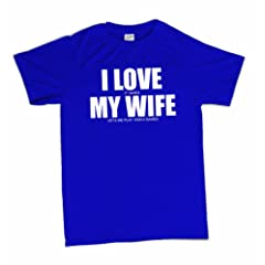 I Love My Wife When She Lets Me Play Video Games T-shirt
