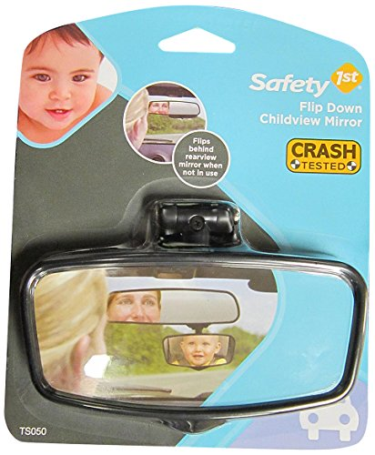Safety 1st Baby On Board Flip-Down Childview Mirror - 1
