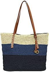Lucky Brand Tango Tote (Surf Blue)