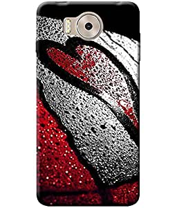 Fashionury Back Case, Soft Silicon Printed For Panasonic Note