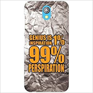HTC Desire 526G Plus Back Cover - Perspiration Designer Cases