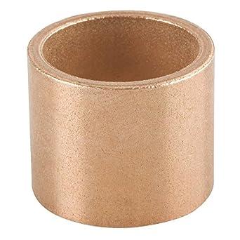 "Bronze Sleeve Bearing, 3/16"" ID x 1/4"" OD, Length 1/2"