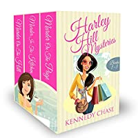 Harley Hill Cozy Three Book Murder Mystery Bundle: Books 1-3 by  ebook deal