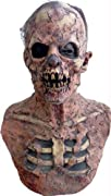 Morris Costumes Zombie Ground Breaker Mask Over-The-Head Latex Rotten & Creepy High Quality