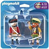 Playmobil Pirate and Redcoat Soldier 4127