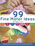 img - for 99 Fine Motor Ideas for Ages 1 to 5 (Volume 1) book / textbook / text book
