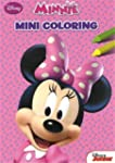 Disney Mini Coloring Minnie