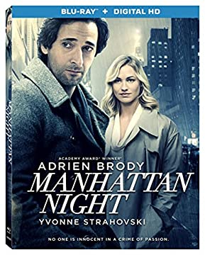 Manhattan Night [Blu-ray]