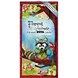 Forest Friends 2016 Poster Calendar by Trends International by Trends International