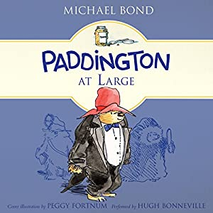 Paddington at Large Audiobook