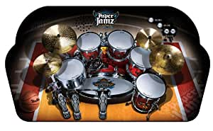 WowWee Paper Jamz Drums Set (6342-T)