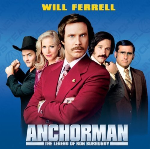 Original album cover of Anchorman Soundtrack edition (2004) Audio CD by Original Motion Picture Soundtrack