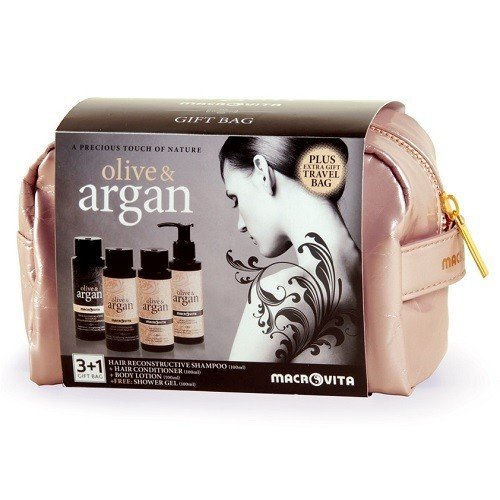 macrovita-olive-argan-gift-set-body-lotion-100-ml-shampoo-100-ml-hair-conditioner-100-ml-free-shower