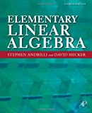 Elementary Linear Algebra, 4th Edition