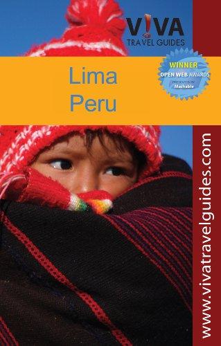 VIVA Travel Guides Lima, Peru
