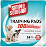 Simple Solution Training Pads, Pack of 14