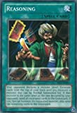 Yu-Gi-Oh! - Reasoning (AP04-EN023) - Astral Pack: Booster Four - Unlimited Edition - Common