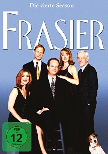 Frasier - Season 4 [4 DVDs]