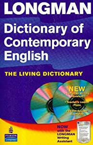 OF CONTEMPORARY DICTIONARY LONGMAN ENGLISH