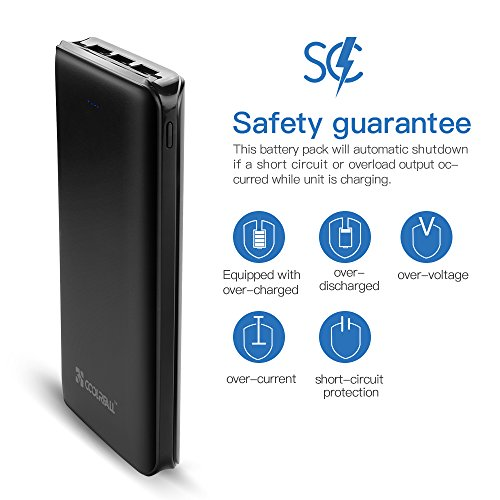 20000mAh-Caricabatterie-Portatile-Coolreall-Batteria-Esterna-3-porte-USB-per-iPhone-iPad-Samsung-Huawei-Nexus-HTC-e-altro-smartphone-tablets-Nero