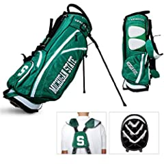 Brand New Michigan State University Spartans Fairway Stand Bag by Things for You