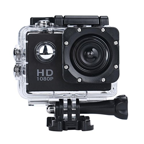 ONEMORES(TM) Mini 1080P Full HD DV Sports Recorder Car Waterproof Action Camera Camcorder
