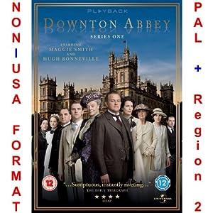 Downton Abbey - Series 1 [DVD](region 2, UK version)