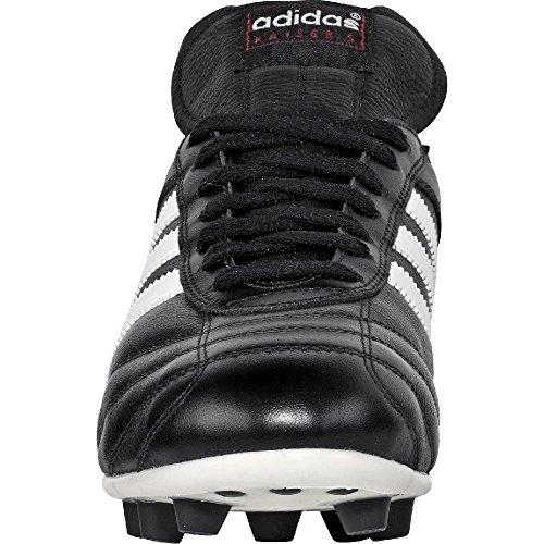 Adidas-Kaiser 5Liga, Herren Fußballschuhe, schwarz - Nero(Black) - Größe: 40 EU -