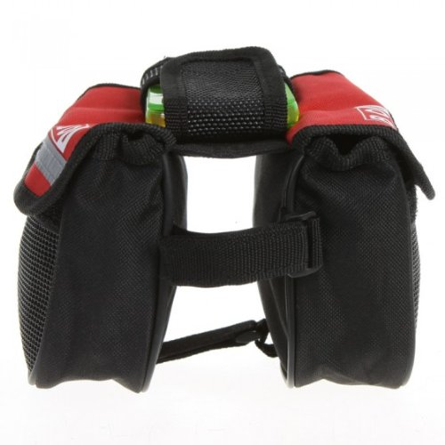 Bargain Bicycle Bike Cycling Sport Frame Front Tube Double Side Bag by AHMET