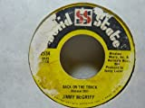 chris cross / back on the track 45 rpm single