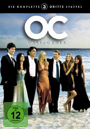 O.C. California - Staffel 3 [7 DVDs]