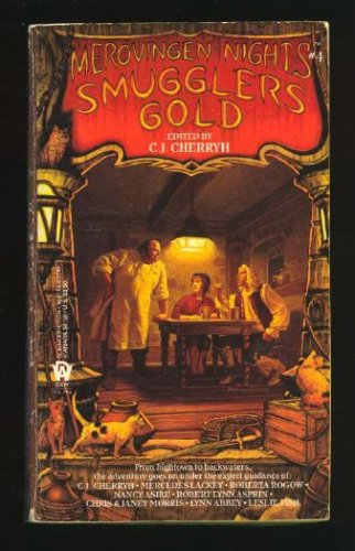 Smuggler's Gold (Merovingen Nights, No 4)
