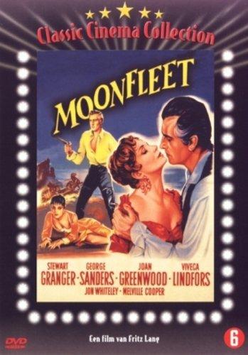 Das Schloß im Schatten / Moonfleet [ Holländische Fassung, Keine Deutsche Sprache ]
