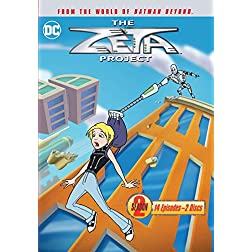 The Zeta Project: The Complete Second Season