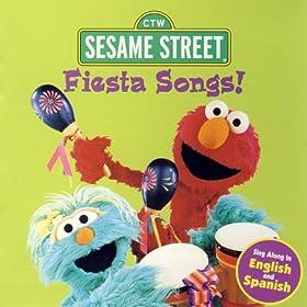 Amazon.com: Sesame Street: Fiesta Songs!: Sesame Street: MP3 Downloads