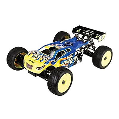 8IGHT-T 3.0 Race Kit: 1/8 4WD Nitro Truggy