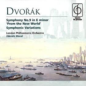 Symphonic Variations B70 (Op. 78) (1987 Digital Remaster): Vars. 22-24 (L'istesso tempo - [L'istesso tempo] - Andante)