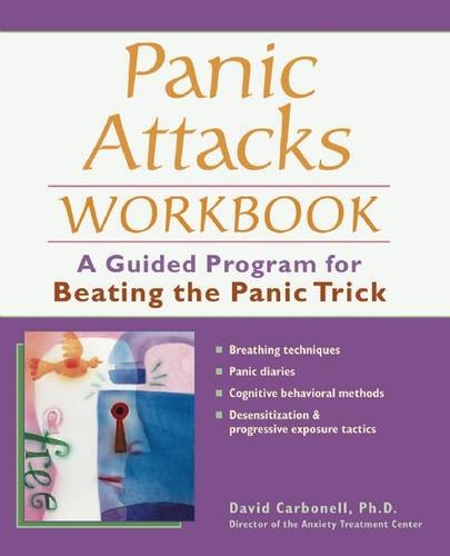 Panic Attacks Workbook: A Guided Program for Beating the Panic Trick (Panic Cycles compare prices)