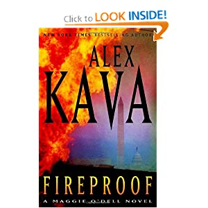 Fireproof: A Maggie O'Dell Novel