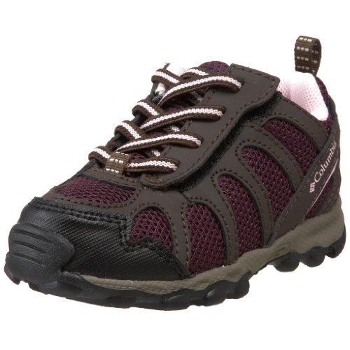 Columbia Sportswear Kaibab BV3156 Hiking Shoe (Toddler),Cordovan/Isla,7 M US Toddler