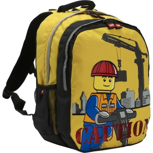 LEGO LEGO Large School Backpack - Construction POLY