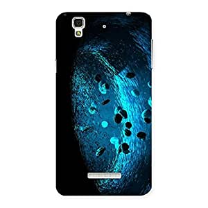 Astro Design Multicolor Back Case Cover for YU Yureka Plus
