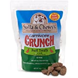 Stella and Chewys Crunch Dog Treat Duck