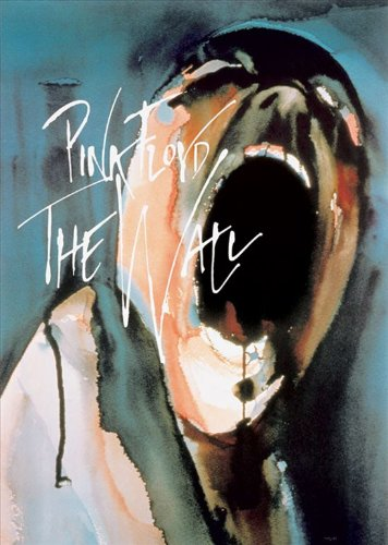 """Pink Floyd Poster The Wall Screaming 24x36"""""""