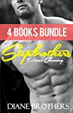 ROMANCE: STEPBROTHERS: 4 BOOKS BUNDLE (Bad Alpha Boys, Good Stepsisters, Billionaires Desires): Hero's Forbidden Baby Benefit Erotic Novella Short Stories     Charming Collection Series 2 3 4 5 Book 1)