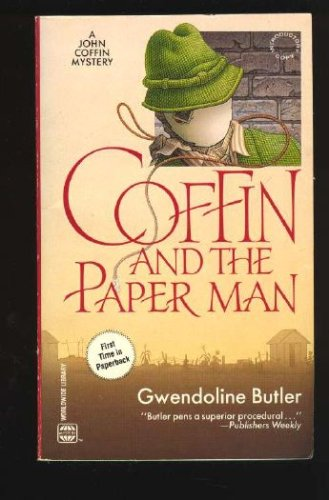 Coffin And The Paper Man, GWENDOLINE BUTLER