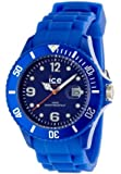 ICE-Watch - Montre Mixte - Quartz Analogique - Ice-Forever - Blue - Big - Cadran Bleu - Bracelet Silicone Bleu - SI.BE.B.S.09
