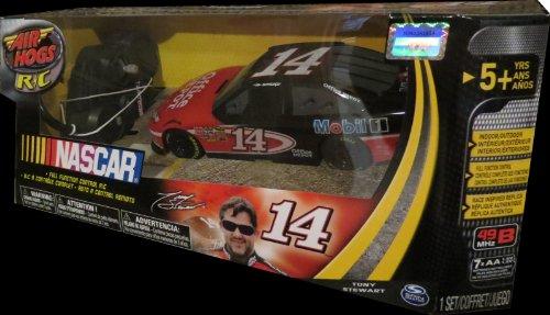 NASCAR - 1:24 SCALE - TONY STEWART #14 AIRHOGS RC CAR