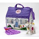 Fancy Nancy Doll House Trunk Set