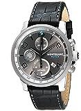 [モンブラン]MONTBLANC 腕時計 TIME WALKER UTC グレー文字盤 自動巻 アリゲーター革 107339 メンズ 【並行輸入品】